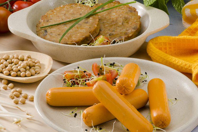 Namen von Fleischalternativen: Vegetarische Salami? Vegane Currywurst?