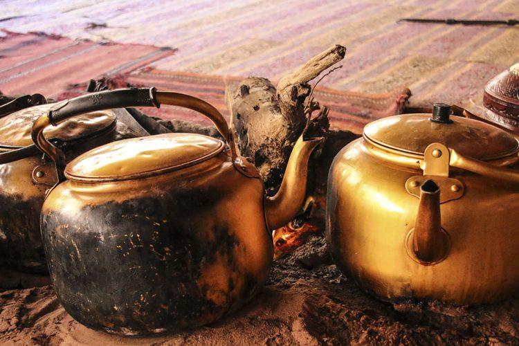 Über den Tellerrand geschaut: Essen bei den Beduinen