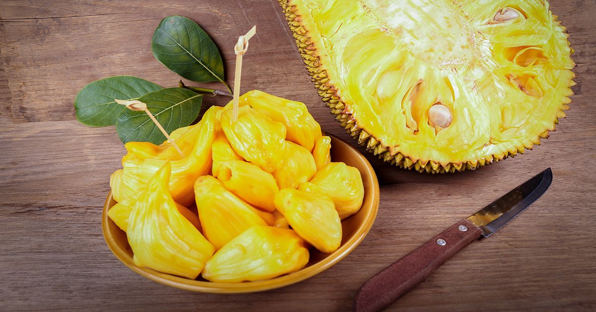 Die exotische Tropenfrucht Jackfruit erreicht Deutschland