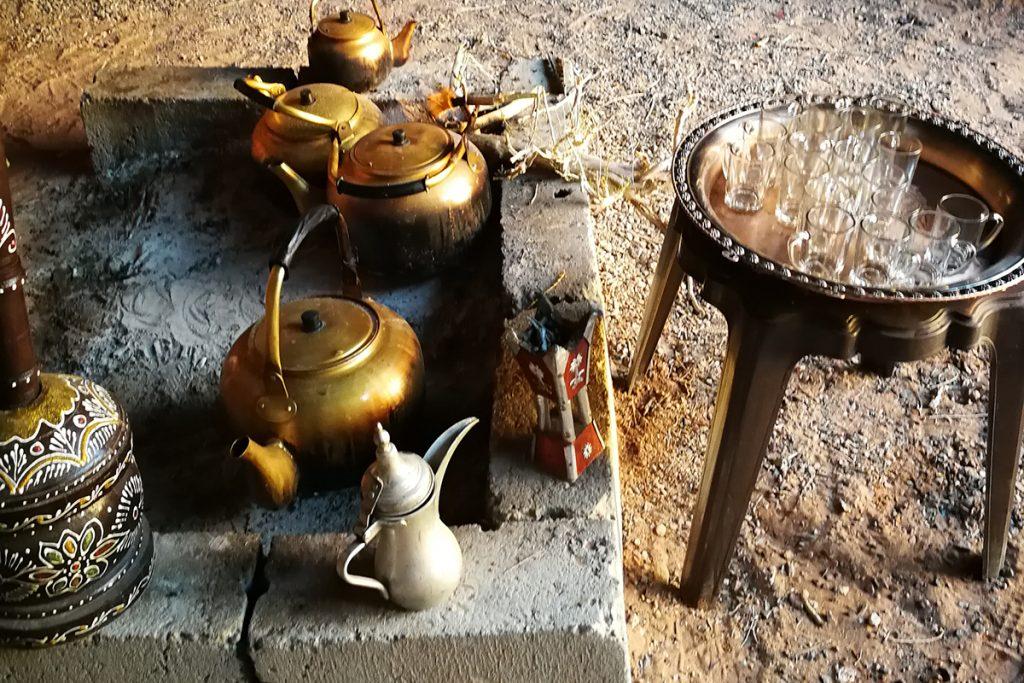 Beduinen-Tee