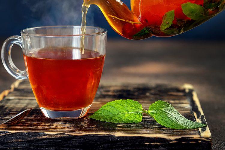 Trotz Hitzewelle: 2018 mehr Kräuter- und Früchtetees getrunken