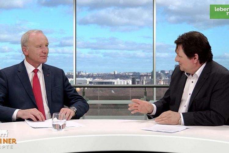 """""""Berliner Rezepte"""" mit Bernd Westphal (SPD): """"Wir brauchen mehr soziale Balance in Europa"""""""