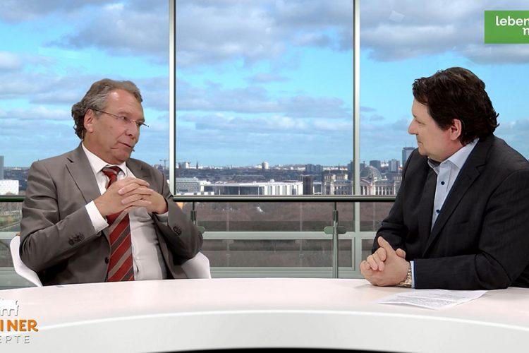 """""""Berliner Rezepte"""" mit Klaus Ernst (Die Linke): Wie kann Europa auch in Zukunft überlebensfähig bleiben?"""