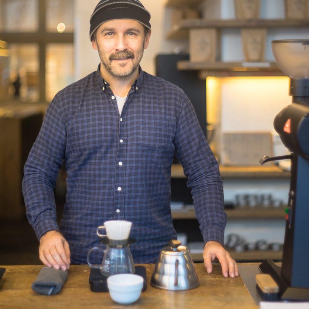 Kaffeesommelier Ralf Rüller