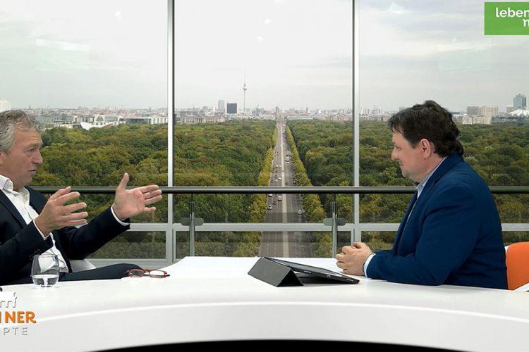 """Berliner Rezepte"" mit Rainer Spiering"