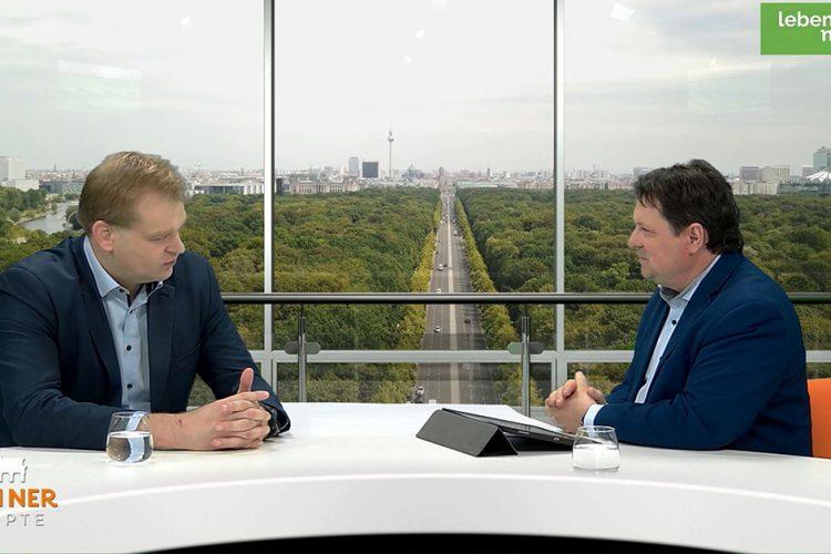 """Bauerndemo, Agrargipfel … und jetzt? – """"Berliner Rezepte"""" mit Albert Stegemann (CDU)"""