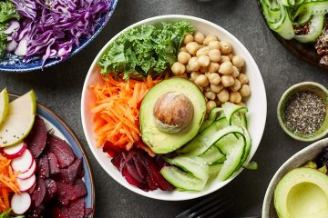 Vegane Bowls