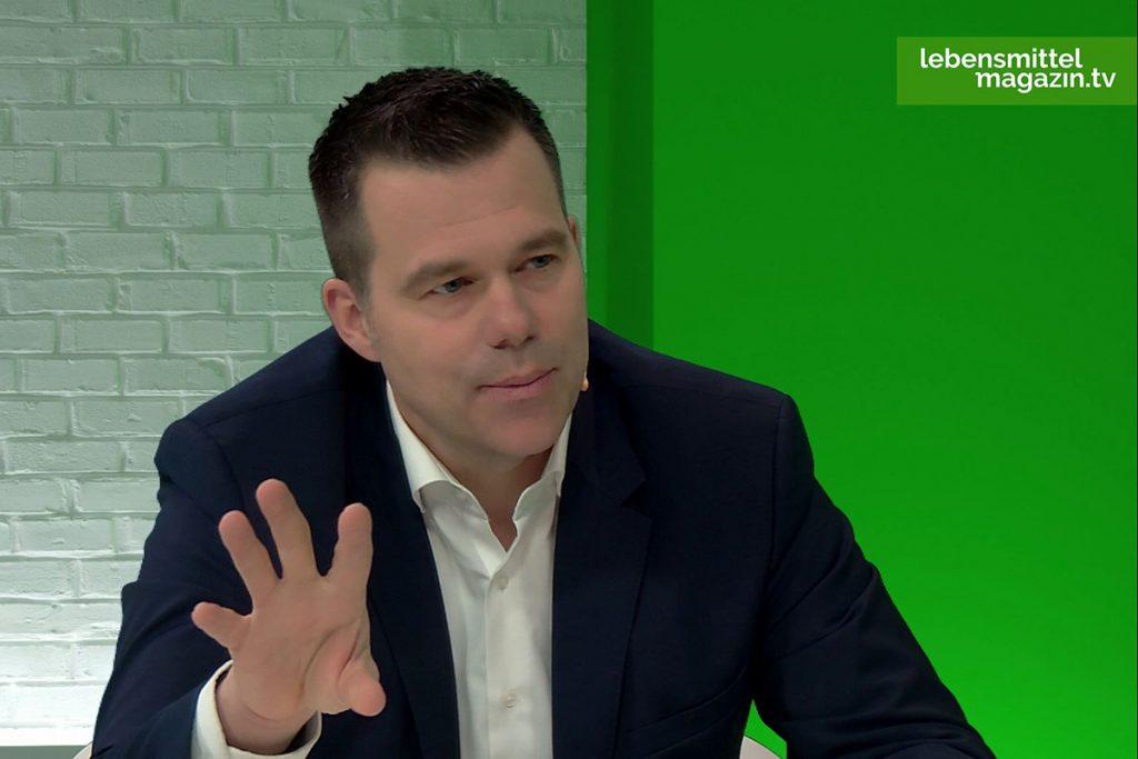 "FDP-Agrarpolitiker Dr. Gero Hocker in der Talkshow ""Berliner Rezepte""."