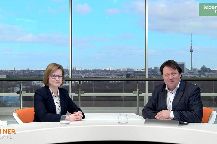 """Fleischsteuer: Muss der Staat uns lenken? – """"Berliner Rezepte"""" mit Katharina Willkomm (FDP)"""