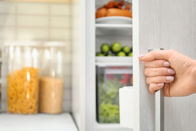 Für optimale Lagerung: Wie du deinen Kühlschrank am besten einräumst