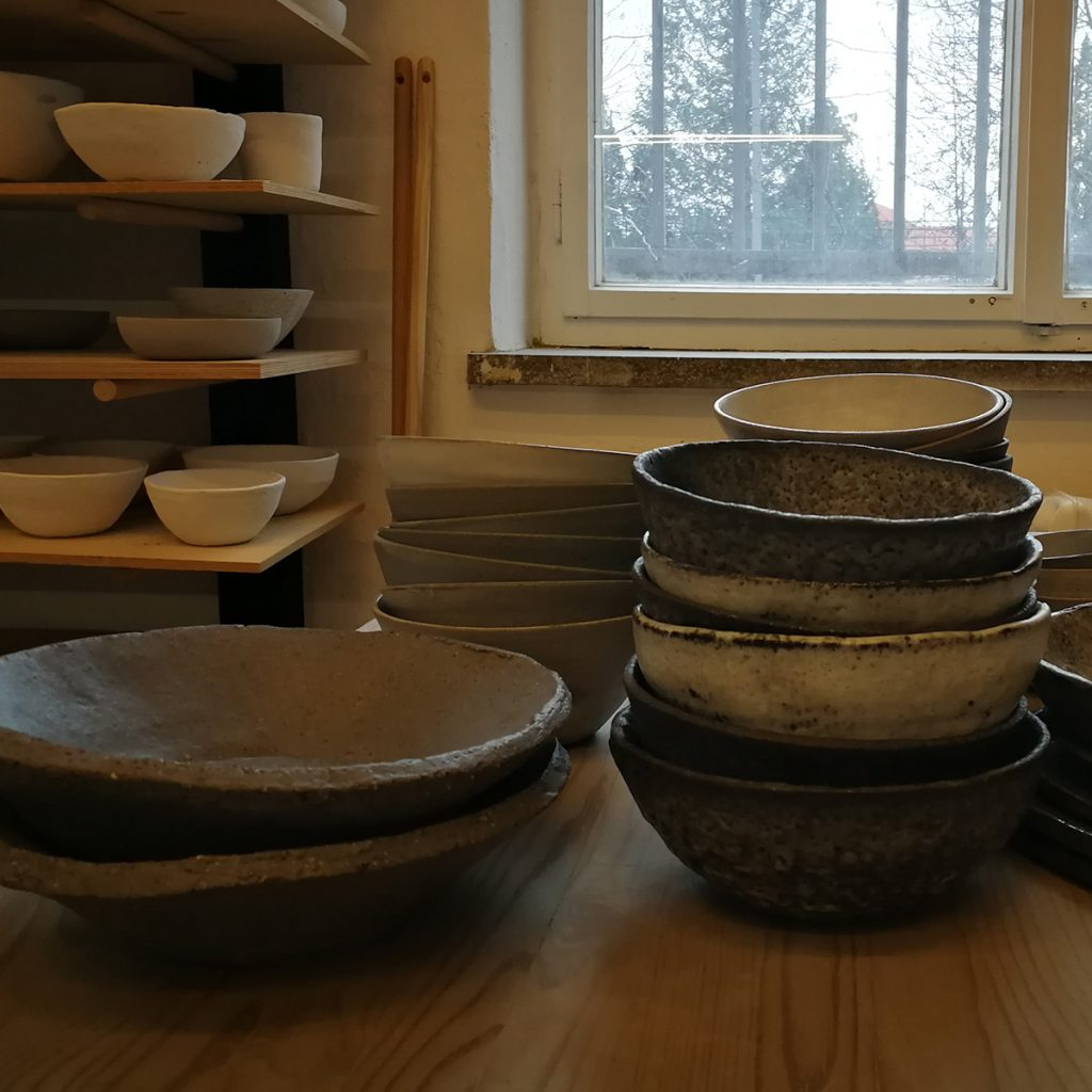 Keramik-Handwerkskunst aus Weißensee