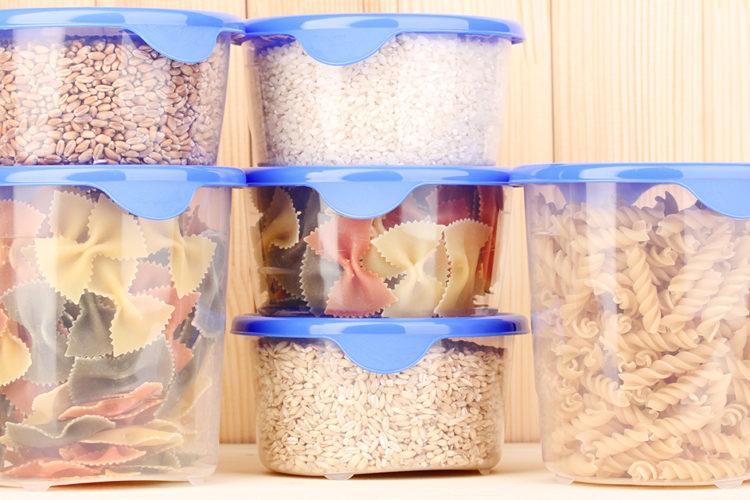 Lebensmittel und Verpackung: Kommt gar nicht in die Tüte?