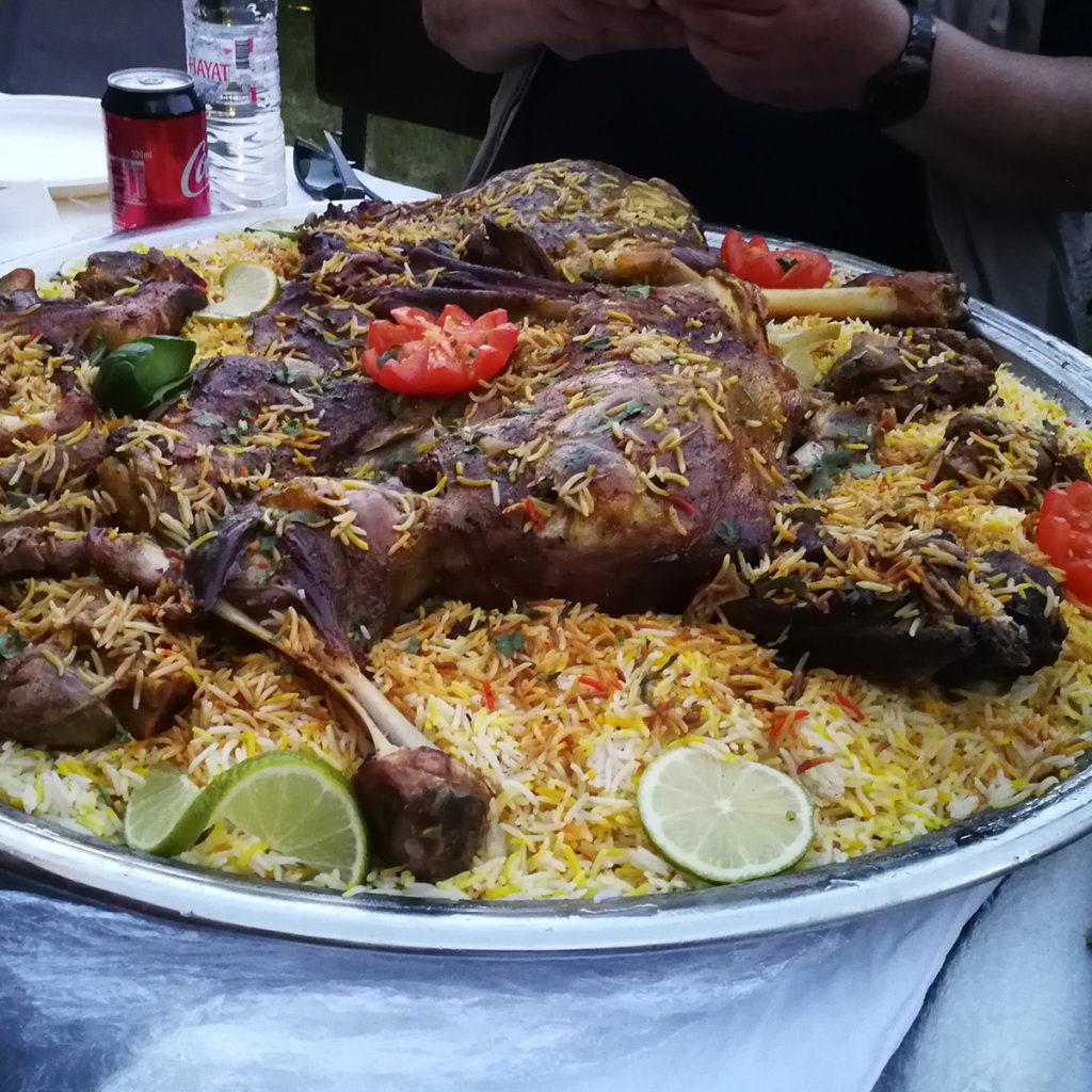 Lamm auf Reis: Jemenitische Köstlichkeiten zum Fastenbrechen