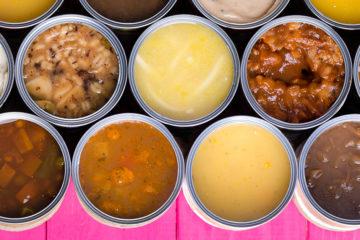 Dosen-Suppen