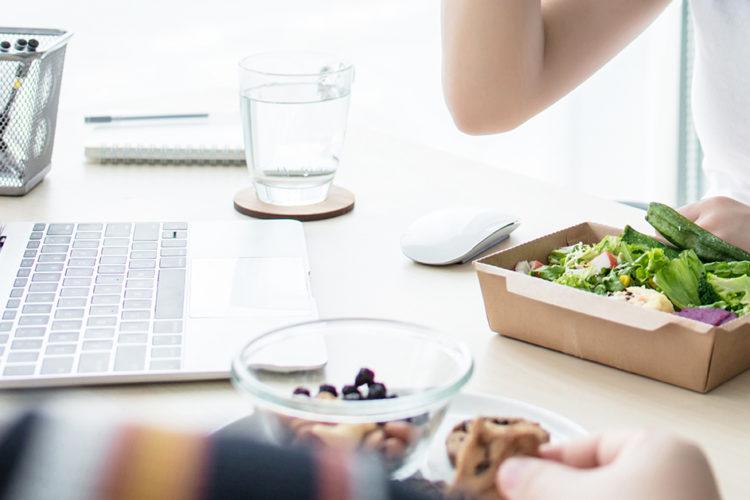 """Innerbetriebliche Gesundheitsvorsorge: Mit App und Workshop zur """"gesunden Mittagspause"""""""