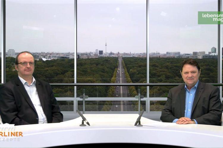 """Europa in der Coronakrise: Zusammenhalt oder Egoismus? – """"Berliner Rezepte"""" mit Thomas Lutze (Linke)"""