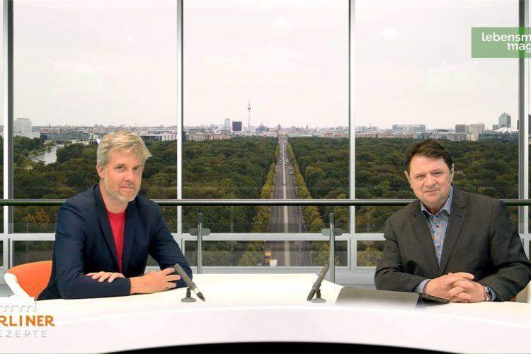 """Coronakrise: Ein Beschleuniger für den Wandel? – """"Berliner Rezepte"""" mit Dieter Janecek (Grüne)"""