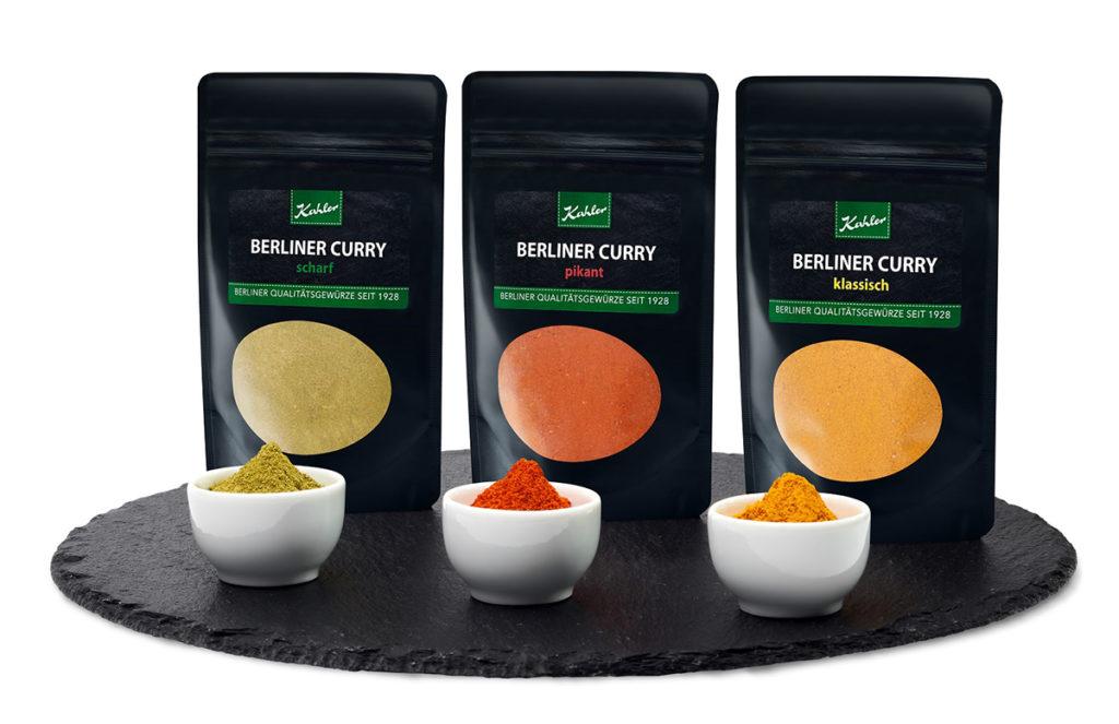 Berliner Curry von Kahler