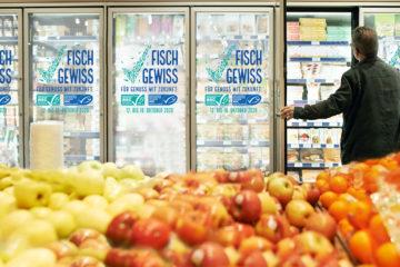 Die Fisch-Aktionswoche von ASC und MSC am Point-of-Sale