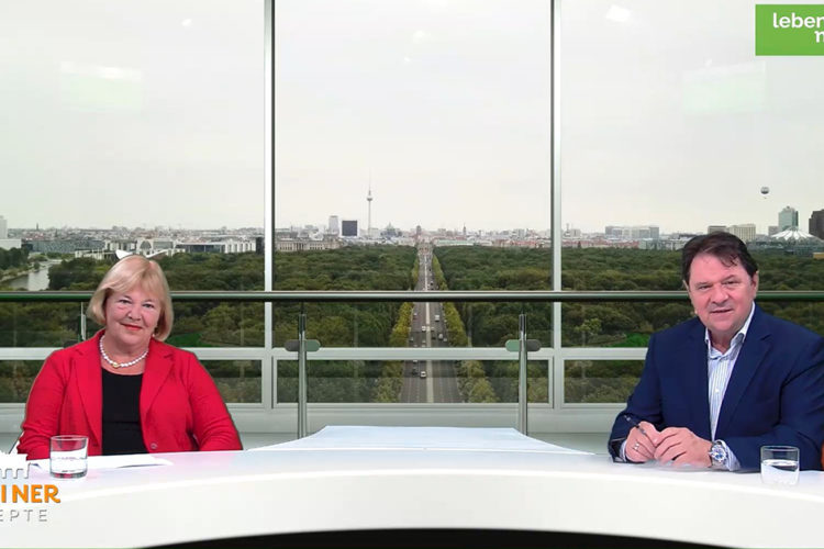 """""""Berliner Rezepte"""" mit PStS Bettina Hagedorn: Welche Rolle spielt Wissenschaft für die Politik?"""