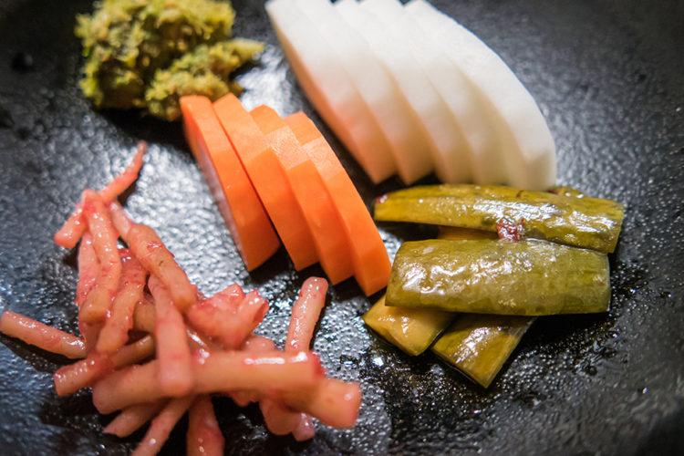 Tsukemono: Mixed Pickles auf Japanisch