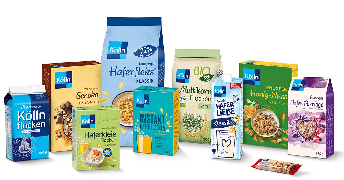 Produktgruppe Getreide und Cerealien von Peter Koelln