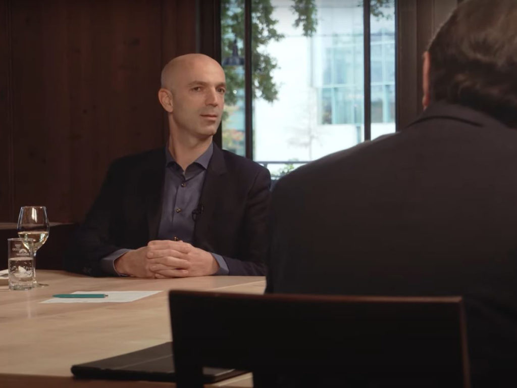 Prof. Dr. Jonas Schmidt-Chanasit, Leiter der Arbovirologie am Bernhard-Nocht-Institut für Tropenmedizin.
