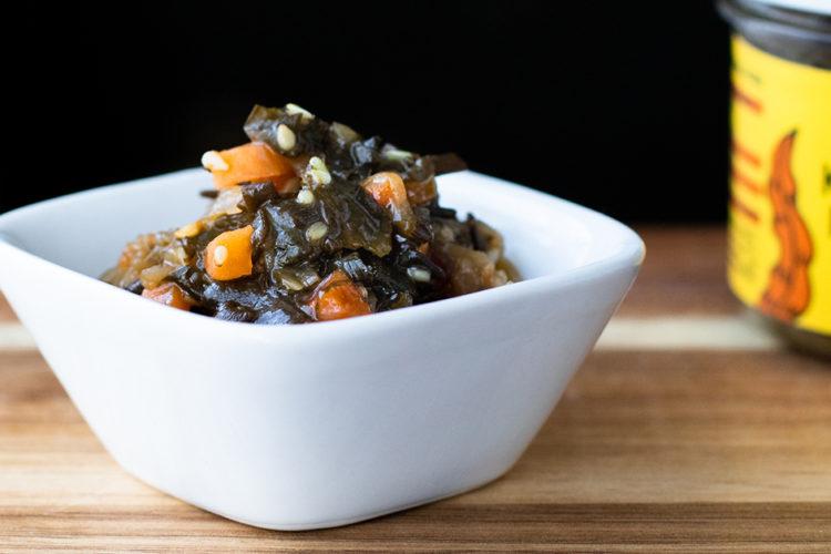Von Meeressalat und Meeresspaghetti: Marine Algen lecker zubereitet