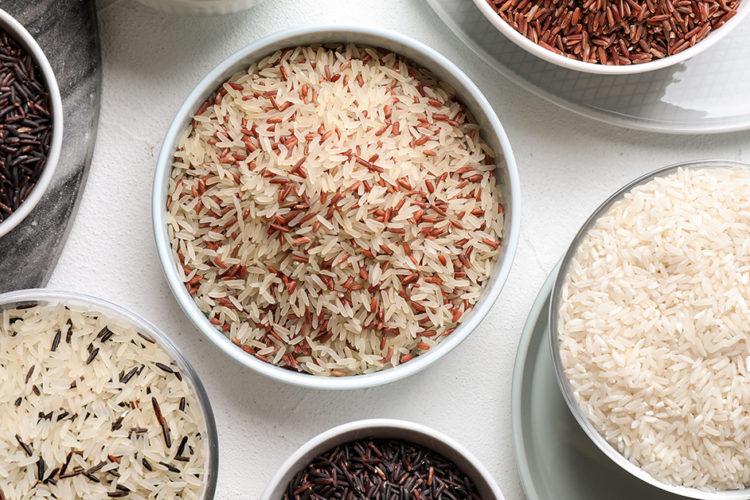 Heiß auf Reis