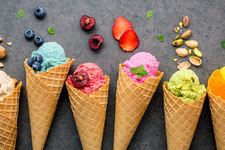 Eis, Eis Baby – Icecream week in der Hauptstadt