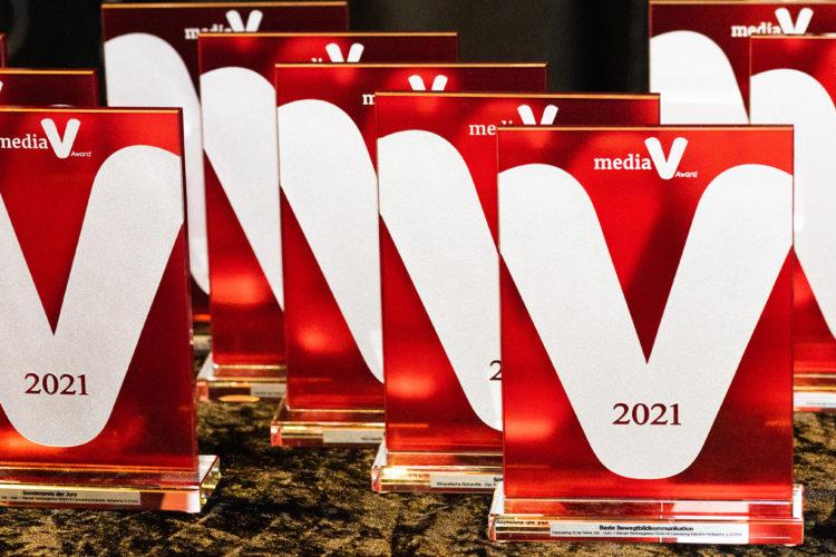 Das innere Lachsbrötchen: der MediaV-Award 2021