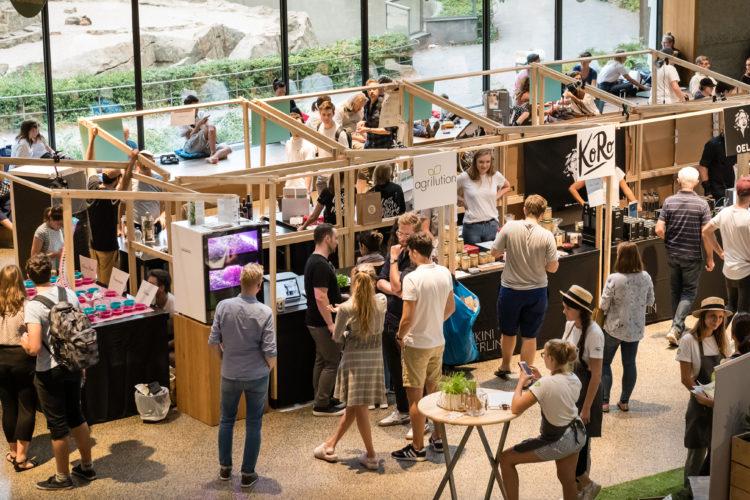 Wider dem Klimawandel – Berliner Start-ups im House of Food